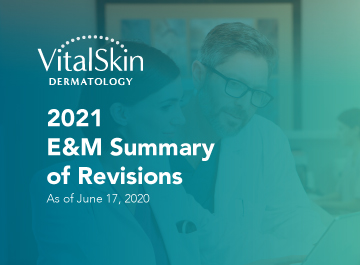 E&M Summary of Revisions